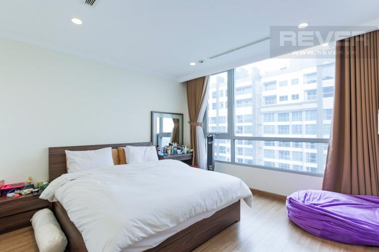 Phòng Ngủ 3 Căn góc Vinhomes Central Park tầng cao Central 1 view nhìn vĩnh viễn về sông