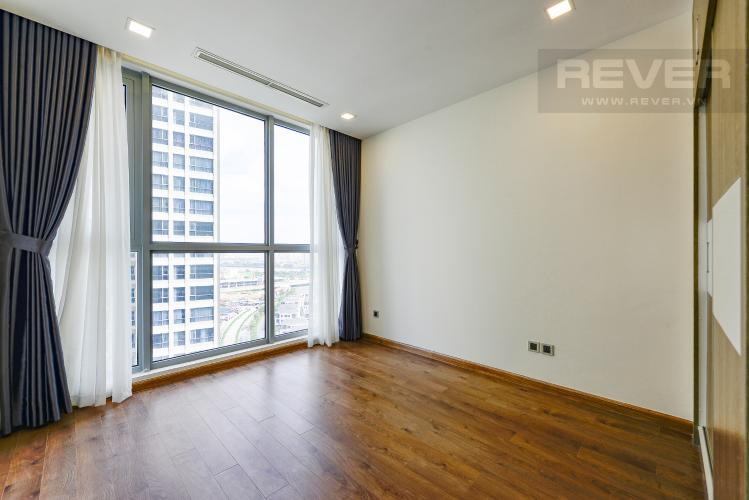 Phòng ngủ 1 Căn hộ Vinhomes Central Park 2 phòng ngủ, tầng trung P5, nội thất cơ bản