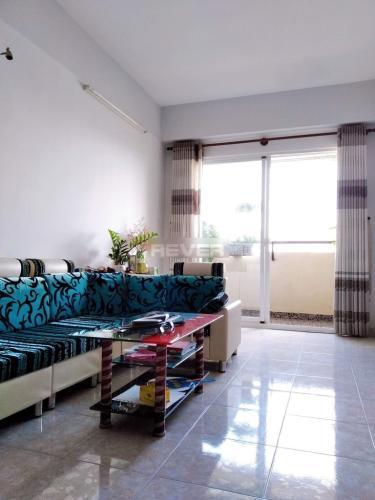 Căn hộ chung cư Khang Gia đầy đủ nội thất, view thoáng mát.