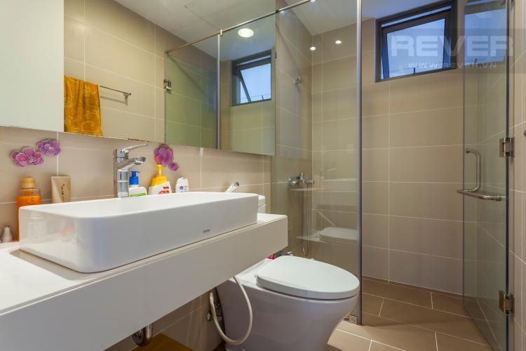 Phòng tắm 2 Căn hộ Masteri Thảo Điền tầng trung hướng Tây tháp T1