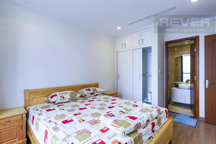 Phòng Ngủ 1 Căn hộ Vinhomes Central Park 3 phòng ngủ tầng thấp Landmark 2 view nội khu