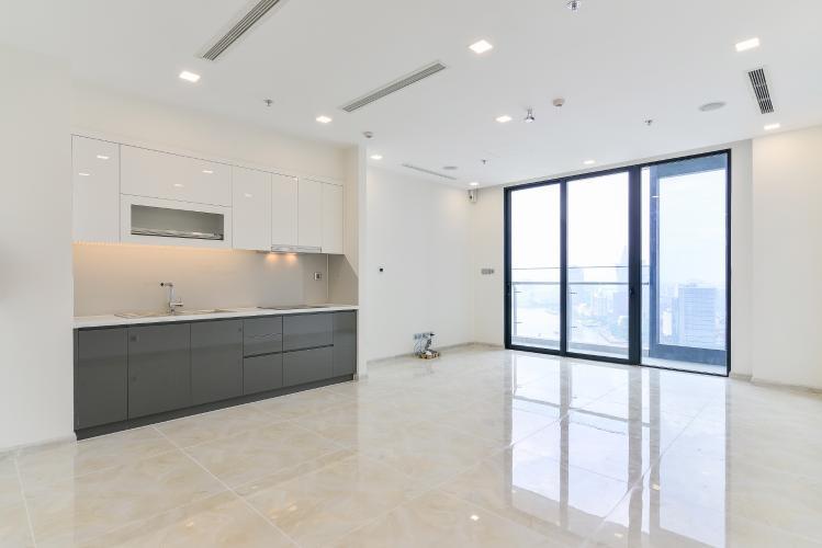 Căn hộ Vinhomes Golden River tầng cao Aqua 3 nội thất cơ bản