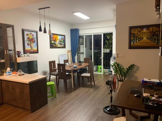 Căn hộ Sunrise Riverside đầy đủ nội thất, view thành phố và sông.