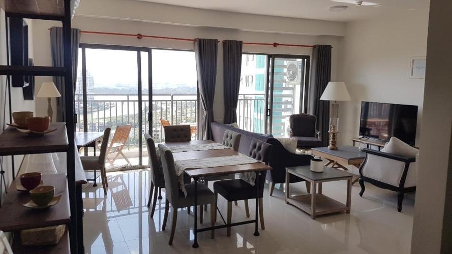 Bán căn hộ The Sun Avenue 2PN, block 6, diện tích 86m2, đầy đủ nội thất, view sông thông thoáng