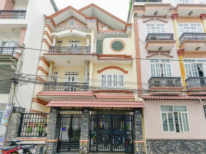 Nhà phố hẻm xe hơi đường số 11 phường 16 quận Gò Vấp