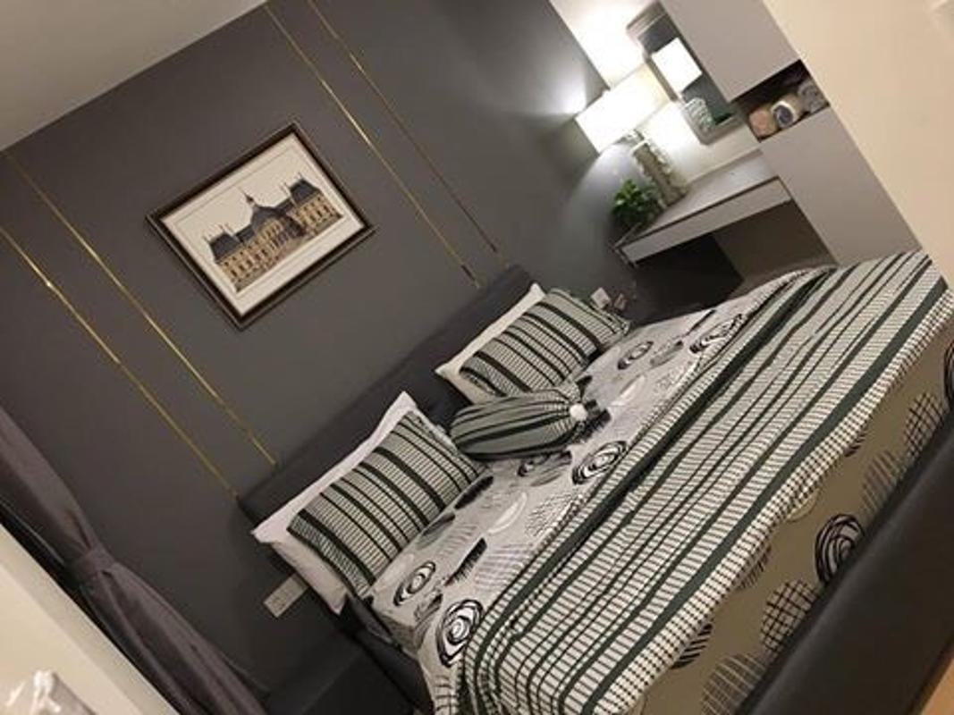 mil0801 9 Bán căn hộ Masteri Millennium 2PN, block A, diện tích 65m2, đầy đủ nội thất