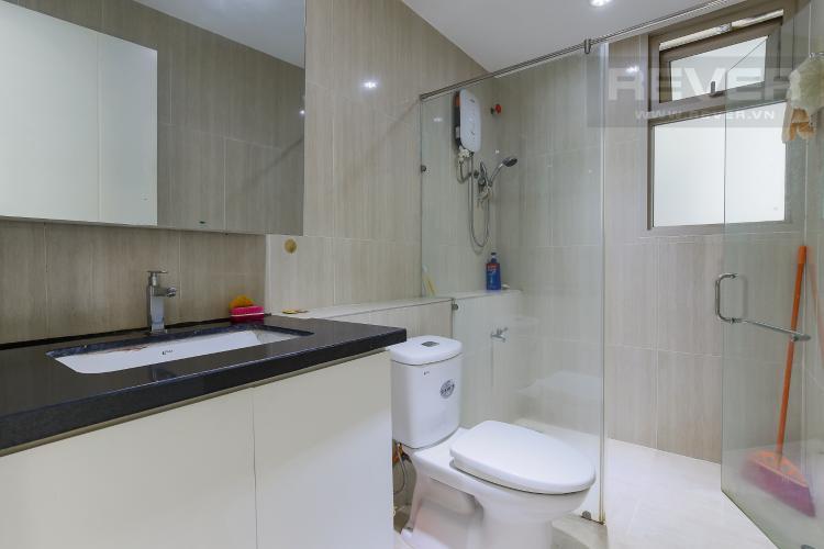 Phòng Tắm 2 Căn hộ La Casa 2 phòng ngủ tầng cao 1A nội thất đầy đủ