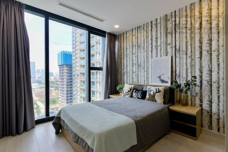 3 Cho thuê căn hộ Vinhomes Golden River 3PN, diện tích 121m2, đầy đủ nội thất, căn góc view đẹp