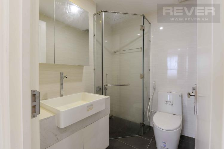 Toilet 2 Cho thuê căn hộ Tropic Garden 2PN, tầng thấp, đầy đủ nội thất, hướng Đông đón gió