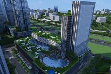 Quy mô và tiện ích khu phức hợp 6.9 ha Saigon Co.op An Phú tại Quận 2