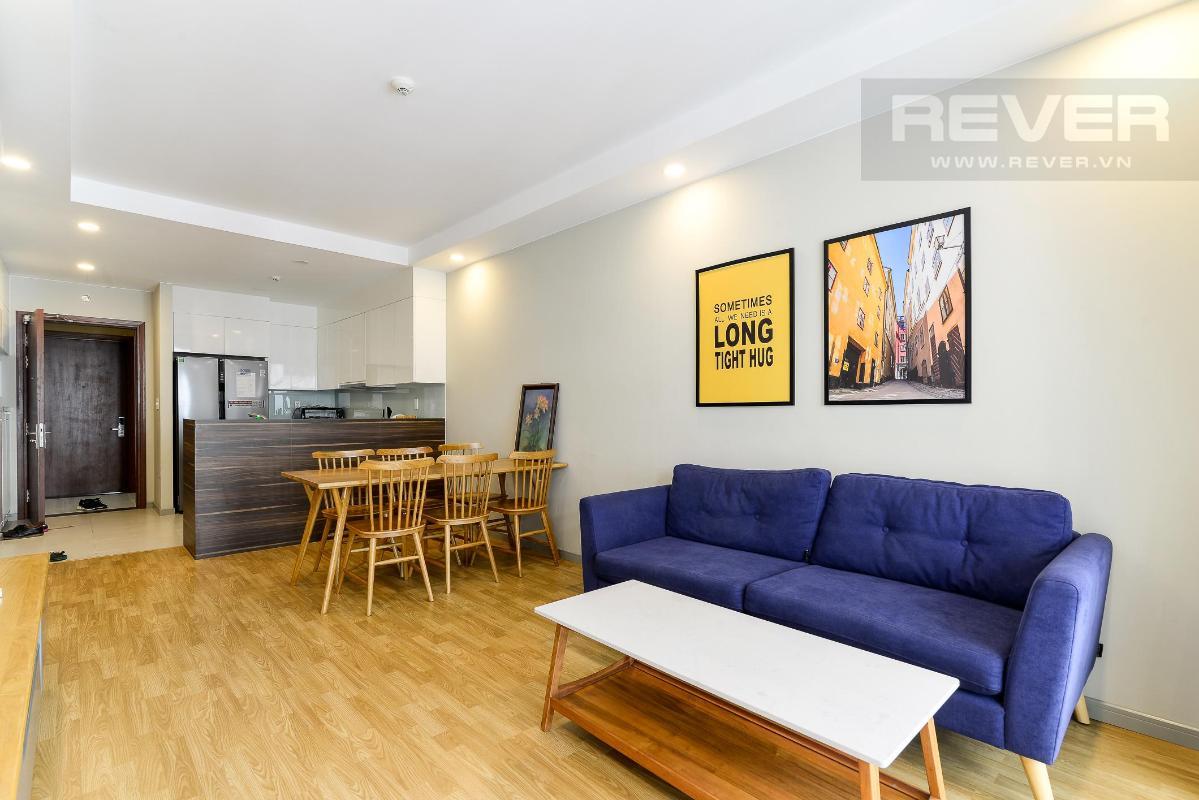 2 Bán hoặc cho thuê căn hộ The Gold View 2PN, tầng thấp, diện tích 82m2, đầy đủ nội thất