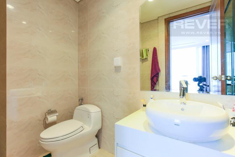 Phòng Tắm 1 Căn hộ Vinhomes Central Park tầng cao L2, 3 phòng ngủ, nội thất đầy đủ
