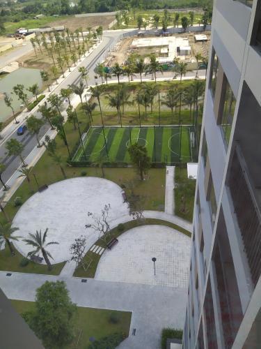 View Vinhomes Grand Park Quận 9 Căn hộ Vinhomes Grand Park tầng 10, view Landmark 81.