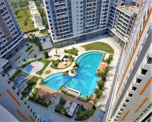 Bán căn hộ Safira Khang Điền 1PN+1, tầng thấp, chưa bàn giao