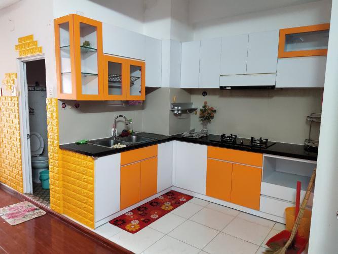 Phòng bếp chung cư Nguyễn Quyền, Bình Tân Căn hộ chung cư Nguyễn Quyền nội thất cơ bản, view thoáng mát.
