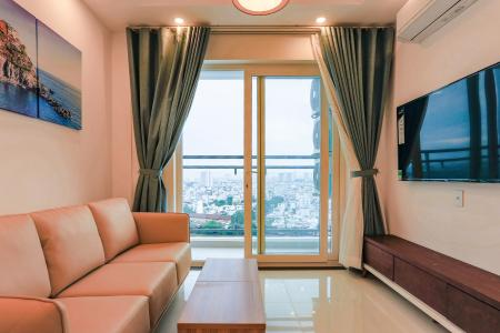Căn hộ Florita 2 phòng ngủ tầng thấp tháp A view nội khu