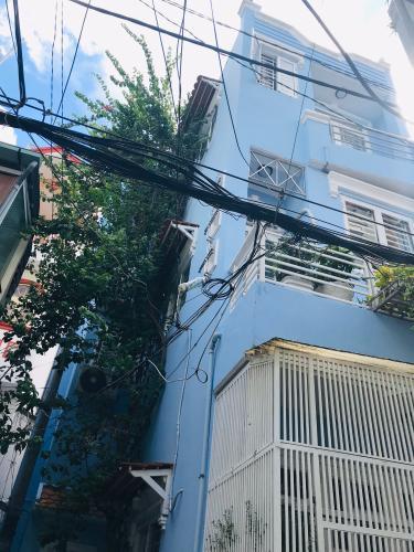 Bán nhà tại đường Nguyễn Thượng Hiền phường 5 quận Phú Nhuận, diện tích 34.6m2