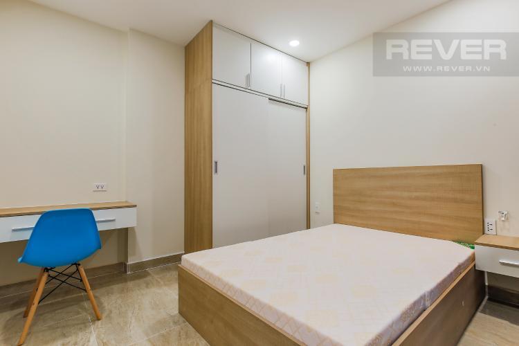 Phòng Ngủ 2 Căn hộ The Gold View 2 phòng ngủ tầng cao A1 nội thất đầy đủ