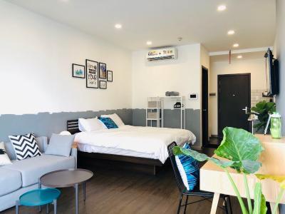 Cho thuê căn hộ officetel Rivergate Residence, tháp B, diện tích 38m2, đầy đủ nội thất