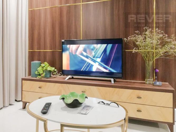 Bán căn hộ Vinhomes Central Park 2PN, tầng cao, đầy đủ nội thất, hướng ban công Tây Bắc