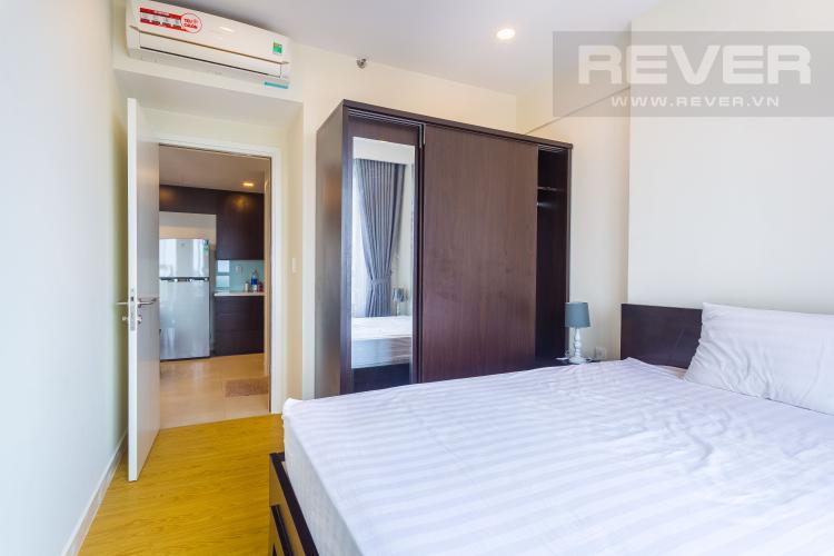 Phòng Ngủ 2 Bán căn hộ Masteri Thảo Điền tầng trung, 2PN, đầy đủ nội thất