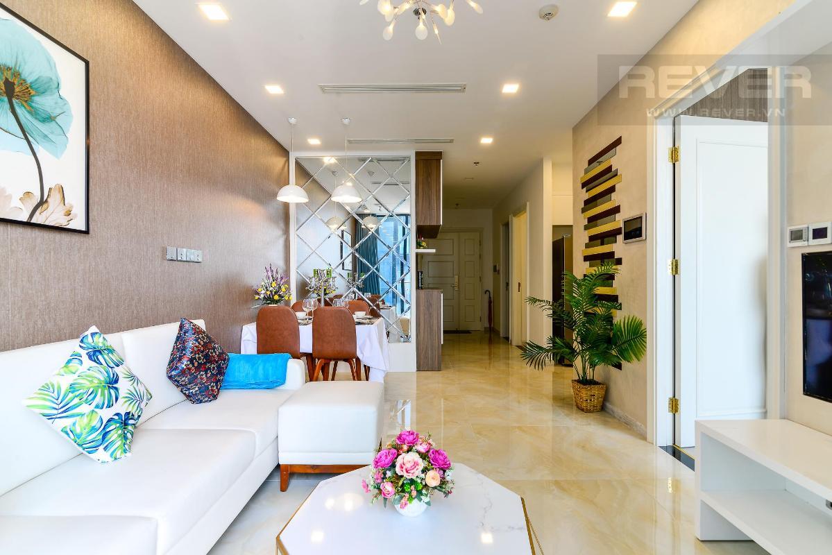 cc1283de9cae7af023bf Cho thuê căn hộ Vinhomes Golden River 2PN, diện tích 72m2, đầy đủ nội thất, view sông Sài Gòn và Bitexco