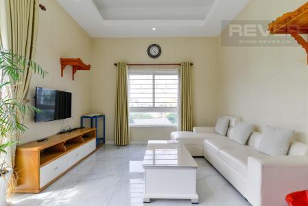 Bán căn hộ Homyland 2 tầng thấp, 3 phòng ngủ và 2 toilet, diện tích lớn 111m2