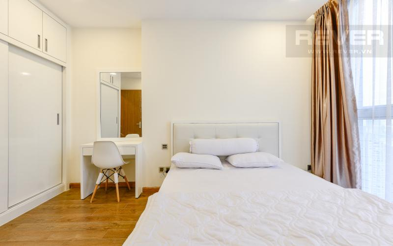 phòng ngủ 2 Căn hộ 2 phòng tại The Park 6 Vinhomes Central Park đầy đủ nội thất