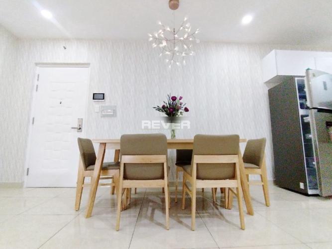 Căn hộ tầng 9 Dream Home Residence đầy đủ nội thất, hướng Nam.