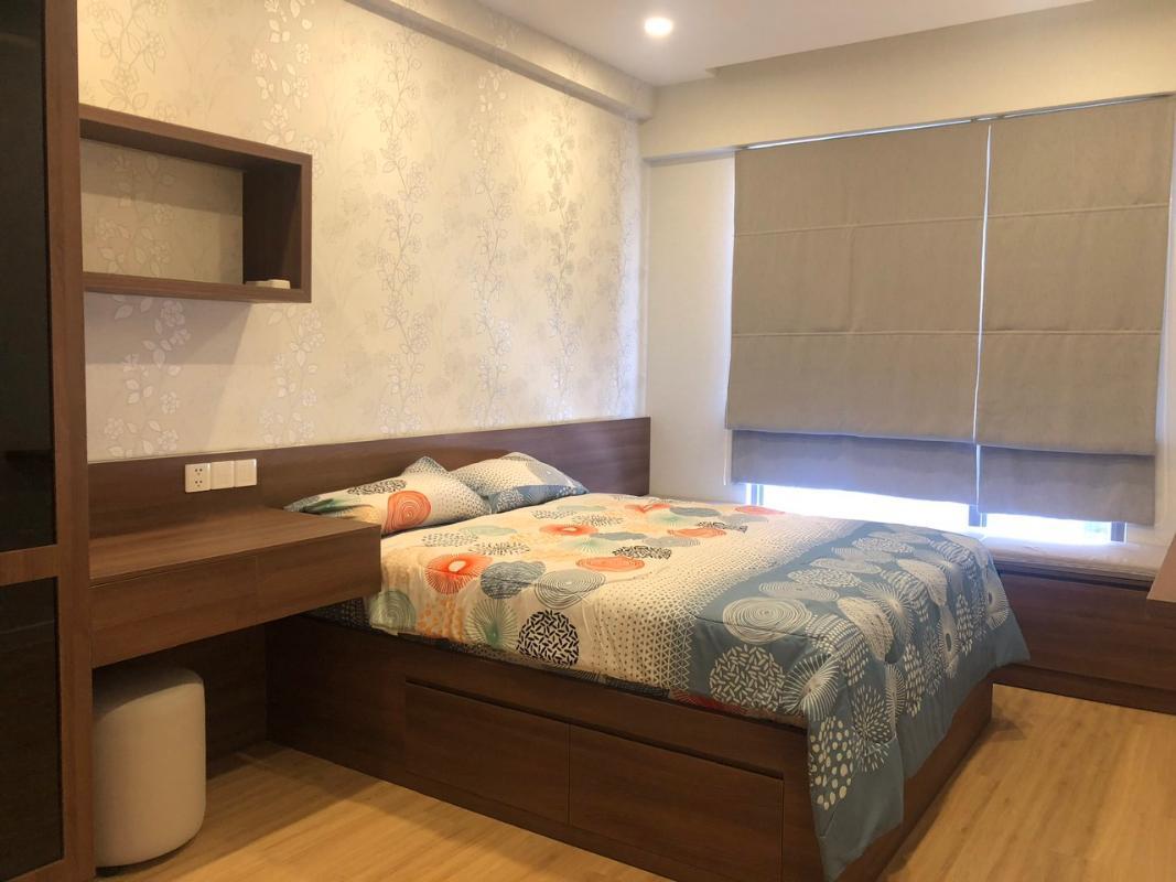 9219badfe58203dc5a93 Bán căn hộ Masteri Millennium 2PN, block B, đầy đủ nội thất, view Bitexco