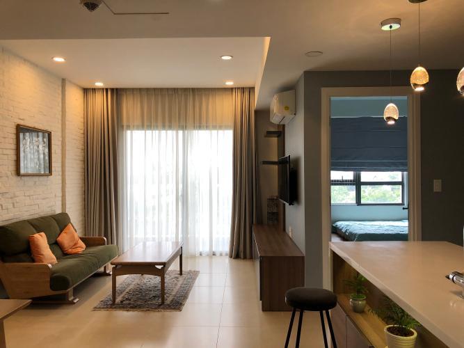 Bán căn hộ tầng thấp Masteri Thảo Điền, không gian hiện đại.