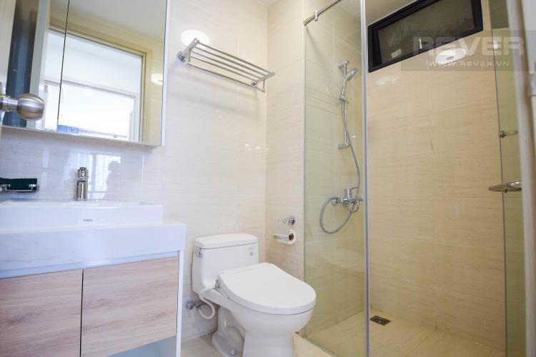 Toilet Căn hộ New City Thủ Thiêm tầng thấp, tòa Babylon gồm 2 phòng ngủ, nội thất đầy đủ