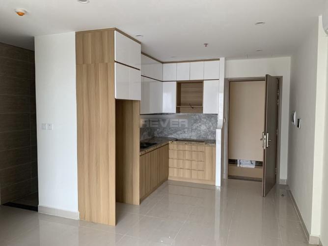 Phòng bếp căn hộ Vinhomes Grand Park Căn hộ tầng 10 Vinhomes Grand Park nội thất đầy đủ, view nội khu.