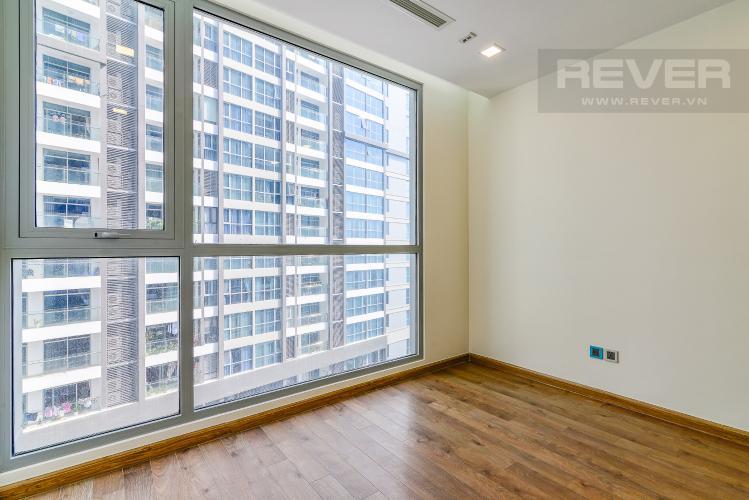Phòng Ngủ 1 Căn hộ Vinhomes Central Park 2 phòng ngủ tầng cao P4 view sông