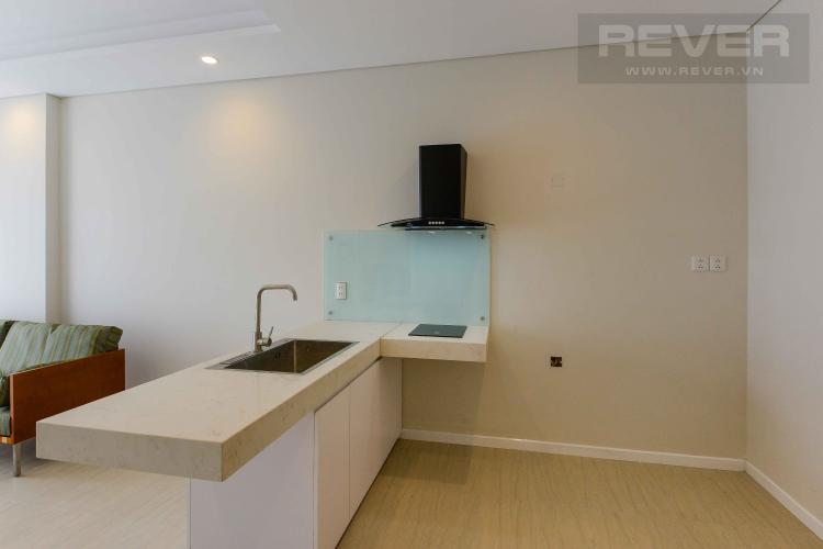 Bếp Cho thuê căn hộ Diamond Island - Đảo Kim Cương 1PN, tầng thấp, đầy đủ nội thất, view trực diện sông