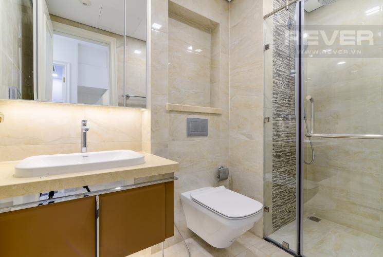 Phòng Tắm Cho thuê căn hộ Vinhomes Golden River 1PN, tháp The Aqua 1, view sông Sài Gòn