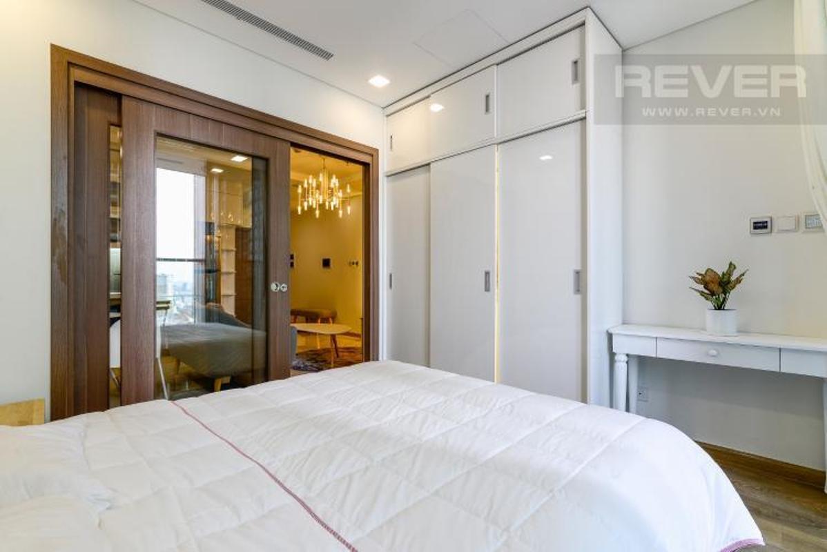 yAzbPC38dZfLO3wo Cho thuê căn hộ Vinhomes Central Park 1 phòng ngủ, tháp Landmark 81, đầy đủ nội thất, view Xa lộ Hà Nội