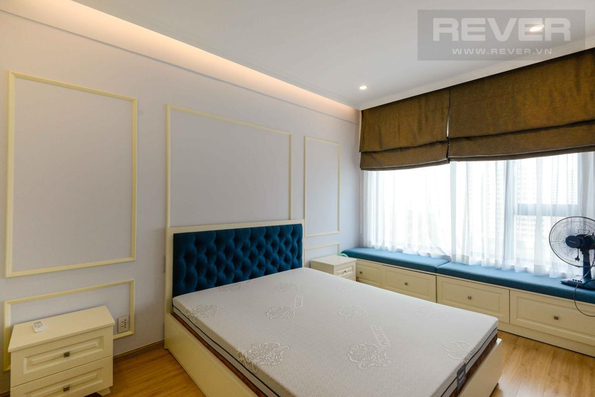 Phòng Ngủ 1 Bán căn hộ New City Thủ Thiêm, 2PN tháp Babylon, đầy đủ nội thất cao cấp