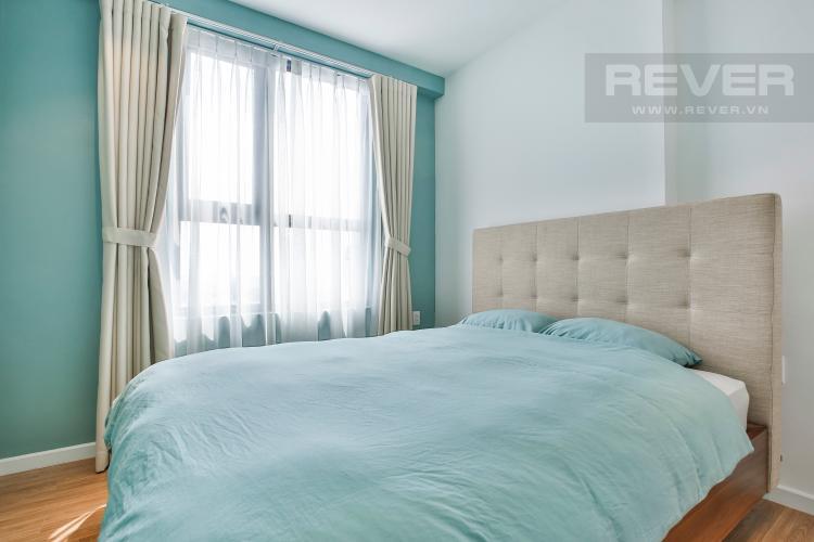Phòng Ngủ 1 Căn hộ M-One Nam Sài Gòn 2 phòng ngủ tầng cao T2 full nội thất
