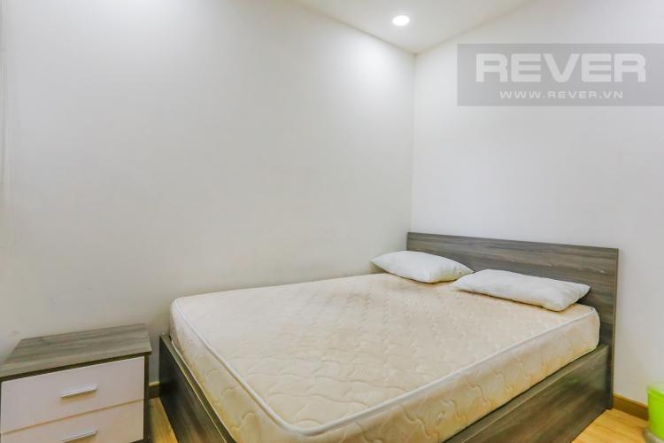 Phòng ngủ 3 Căn hộ Dragon City Phú Long 3 phòng ngủ tầng thấp hướng Đông Bắc