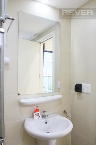 Phòng Tắm Bán căn hộ M-One Nam Sài Gòn 2 phòng ngủ, đầy đủ nội thất, thiết kế ban công nhỏ xinh