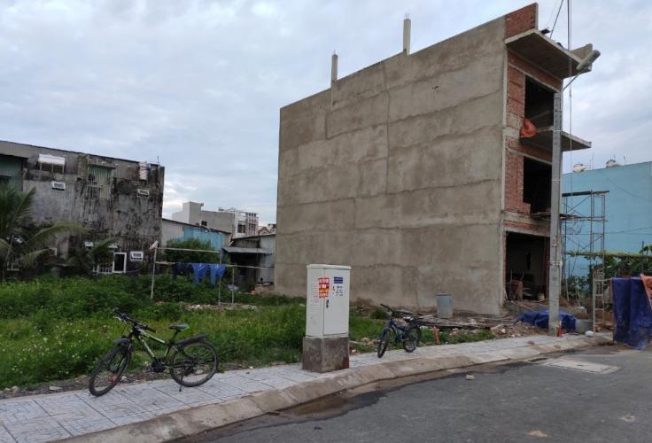 Bán đất nền phường Trường Thạnh, diện tích đất 76.5m, sổ hồng đây đủ.