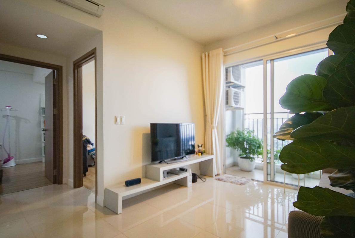 4 Cho thuê căn hộ 2 phòng ngủ Galaxy 9, tầng cao, đầy đủ nội thất, view thành phố thoáng rộng