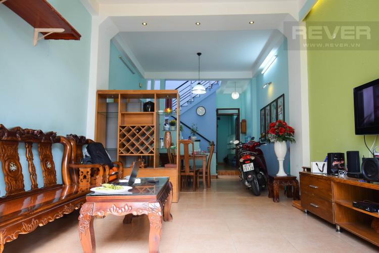 Phòng Khách Nhà phố đường Song Hành, Khu đô thị An Phú - An Khánh, Quận 2.