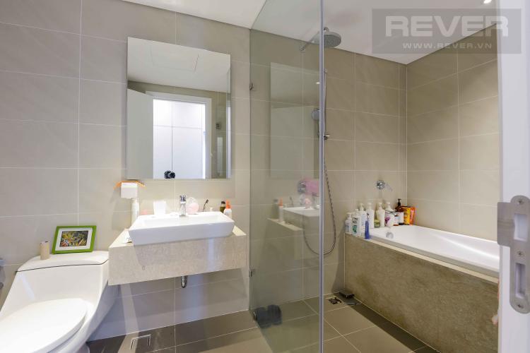 Toilet Bán căn hộ Diamond Island - Đảo Kim Cương 3PN, tầng cao, đầy đủ nội thất, view sông đón gió