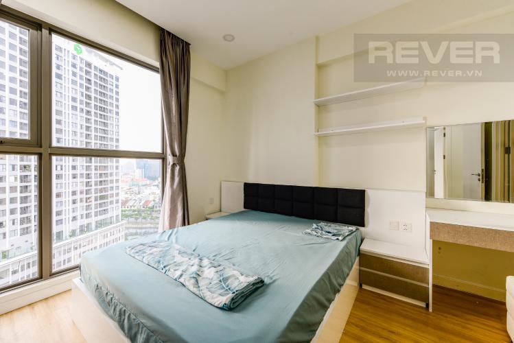 Phòng ngủ 1 Cho thuê căn hộ Masteri Millennium 3PN rộng rãi, đầy đủ nội thất