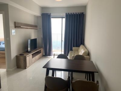 Cho thuê căn hộ Masteri An Phú 2 phòng ngủ, tầng cao, đầy đủ nội thất