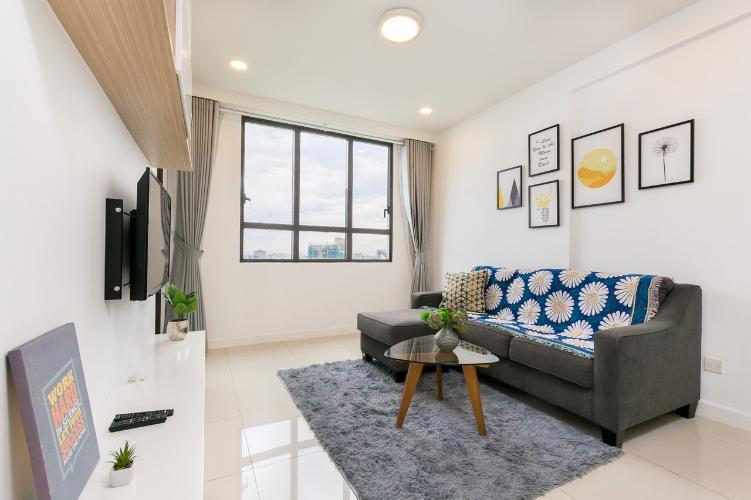 Bán căn hộ 3 phòng ngủ Icon 56, diện tích 92m2, đầy đủ nội thất, có ban công thông thoáng