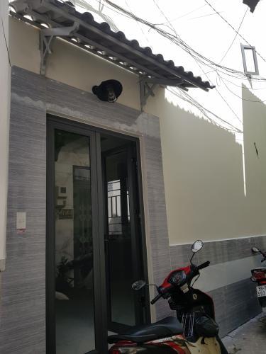 Nhà phố Q.Tân Phú diện tích 24m2 hướng Đông Nam, pháp lý đầy đủ.