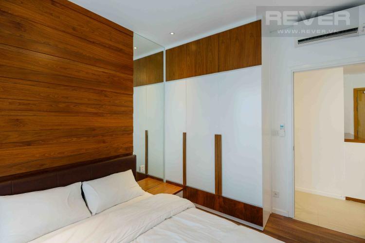 Phòng Ngủ 1 Cho thuê căn hộ tháp Diamond Island - Đảo Kim Cương 3PN, tháp Hawaii, đầy đủ nội thất, view sông và hồ bơi